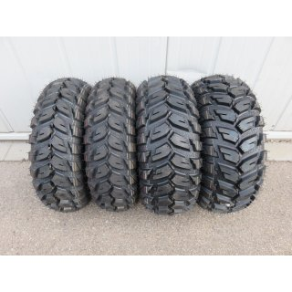 CF Moto CForce 450 One Duro Frontier Allround Radial Reifensatz 25x8-12 + 25x10-12